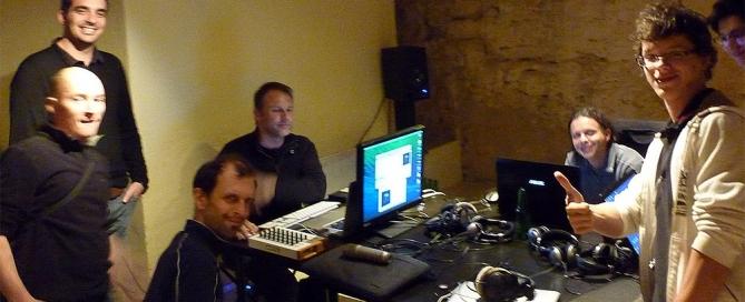 Fast Lane - Atelier Lab Sonore #2 (Participants)