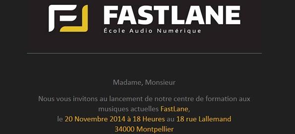 Fast Lane - Inauguration